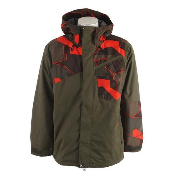Volcom Men's Profile Insulated Snowboard Jacket