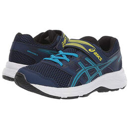 Asics Boy's Gel-Contend 5 Running Shoes Velcro (Big Kids)