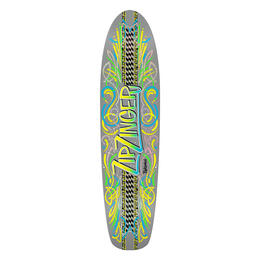 Krooked Zip Zinger Customz 7.5 Skateboard Deck