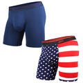 BN3TH Men's Classic Boxer Briefs 2 Pack