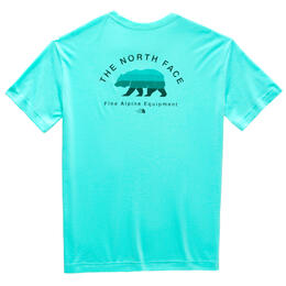 The North Face Women's Gradient Half Dome Tri-blend T-shirt