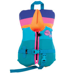 Hyperlite Toddler Girl's Indy Neoprene Wakeboard USCGA Life Vest '20