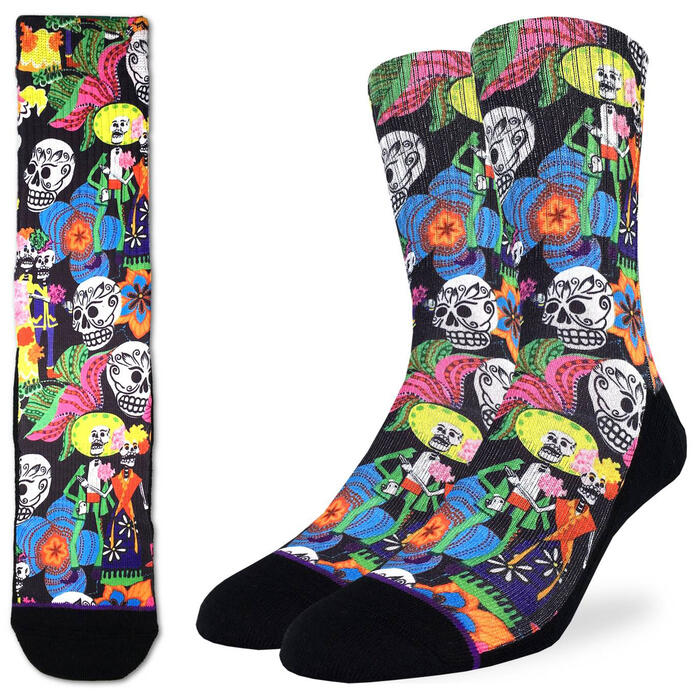 Good Luck Socks Men's Catrino & Catrina