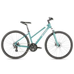 Haro Women's Bridgeport St Hybrid Bike '19