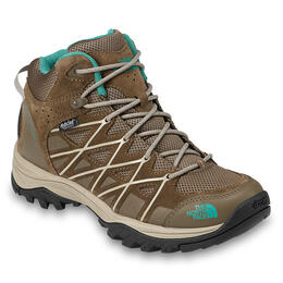 The North Face Women's Storm III Mid Waterproof Hiking Shoes