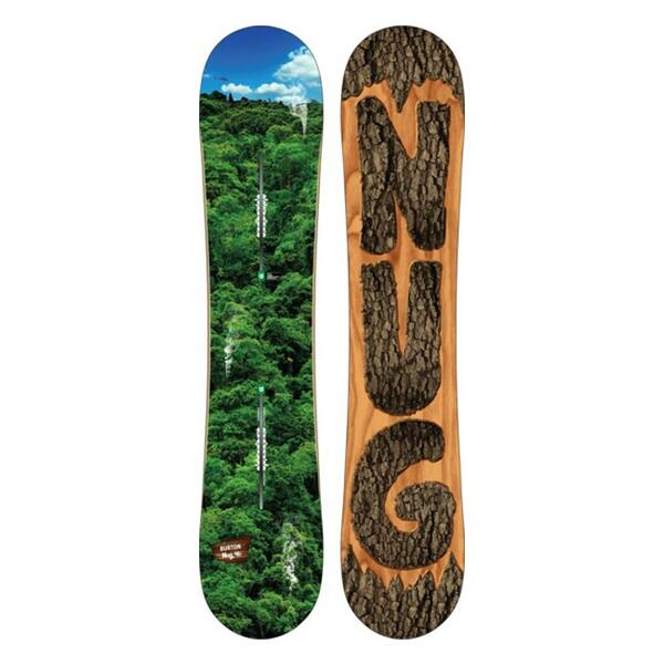 Burton Men's Nug All Mountain Snowboard '14