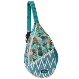 KAVU Women's Paxton Pack Sea Glitter Backpack
