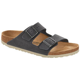 Birkenstock Men's Arizona Nubuck Sandals