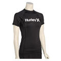 Hurley Women's One And Only Short Sleeve Ra