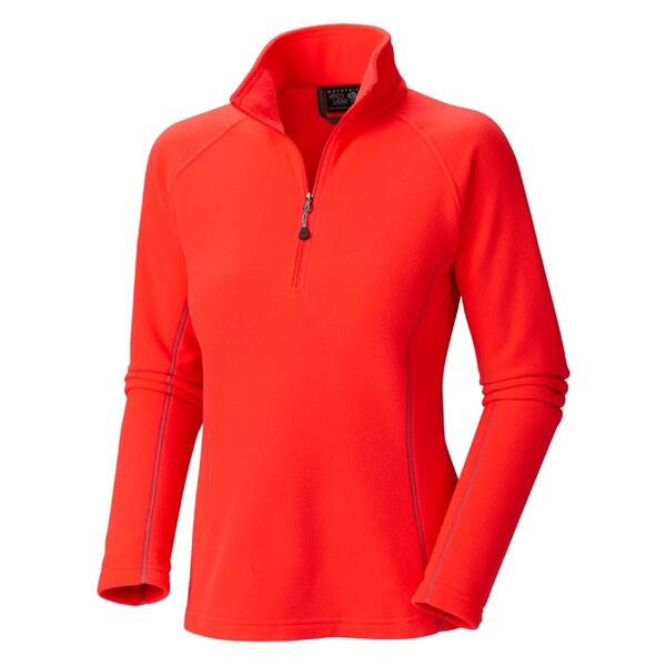Mountain Hardwear Women's Microchill Zip Tee