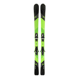 Elan Men's Amphibio 80 Ti Skis with ELS 11.0 Bindings '18