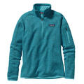 Patagonia Women's Better Sweater 1/4 Zip Fl