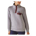 Patagonia Women's Cotton Quilt Snap-T Pullo