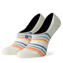 Stance Women's Candy Stripe Invisible Socks