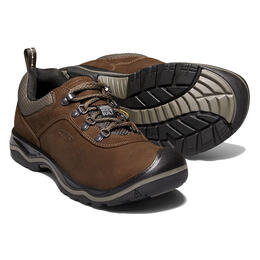 Keen Men's Dark Earth Rialto Lace Hiking Shoes