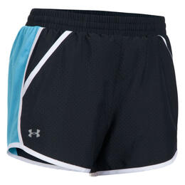Under Armour Women's Fly-By Perforated Shorts