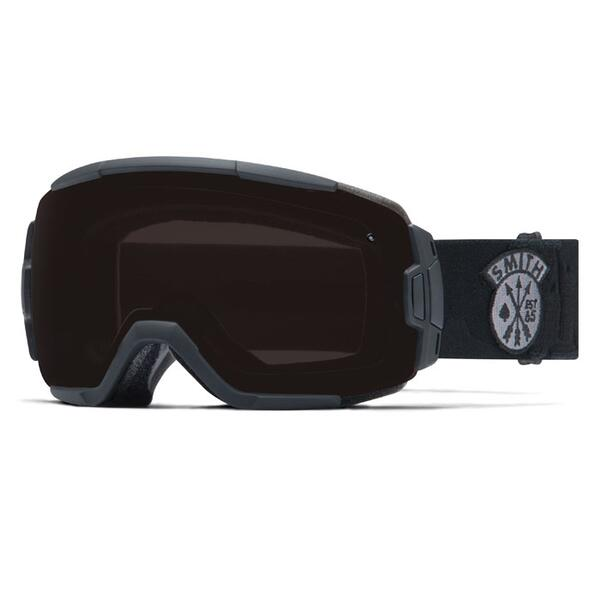 Smith Vice Snow Goggles with Blackout Lens