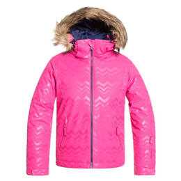 Roxy Girl's American Pie Solid Jacket