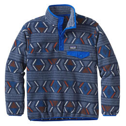 Patagonia Boy's Synchilla Snap-T Pullover - Viking Blue