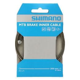 Shimano MTB Inner Brake Cable w/Inner End Cap