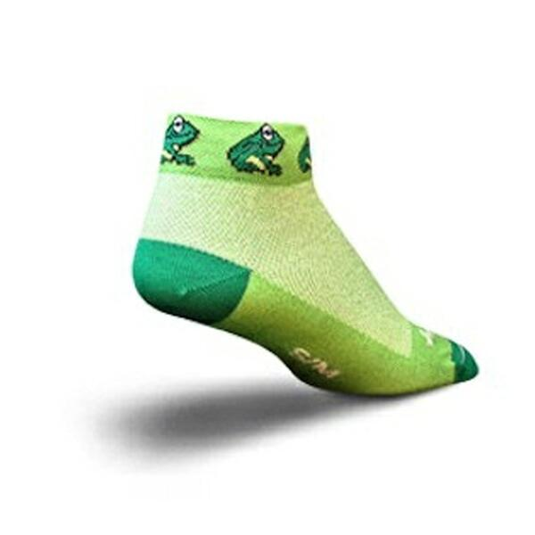 Sock Guy Froggies Cycling Socks