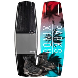Ronix Men's Parks Wakeboard with Anthem Boots '20