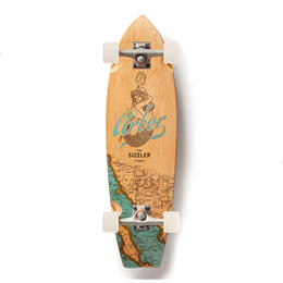 Arbor Sizzler Groundswell 30.75 Longboards
