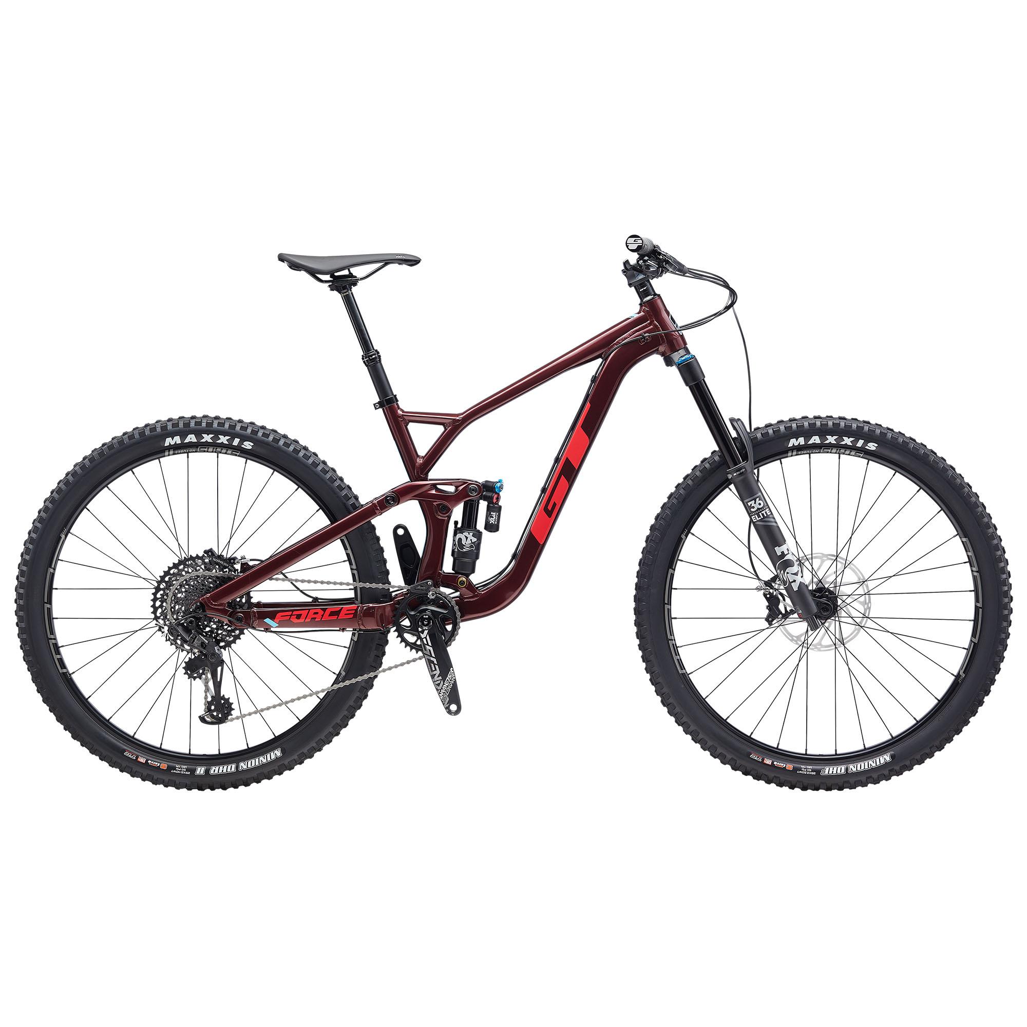 GT Bicycles Men's Force 29 Pro Mountain Bike '20 -  00038675179585