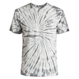Quiksilver Men's Off The Block Spiral T Shirt
