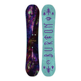 Burton Girl's Deja Vu Smalls All Mountain Snowboard '17