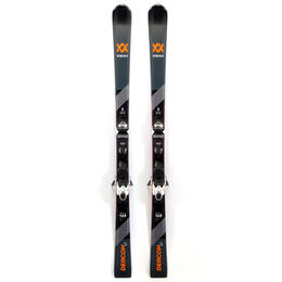 Volkl Men's Deacon XT Skis with vMotion 1 Bindings '20