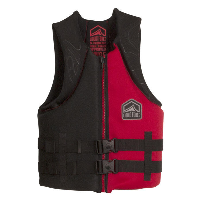 Liquid Force Men's Hinge CGA Life Vest