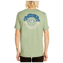 Volcom Men's Sunshine Eye Short Sleeve Tee Shirt