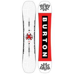 Burton Men's Free Thinker All-Mountain Snowboard '20