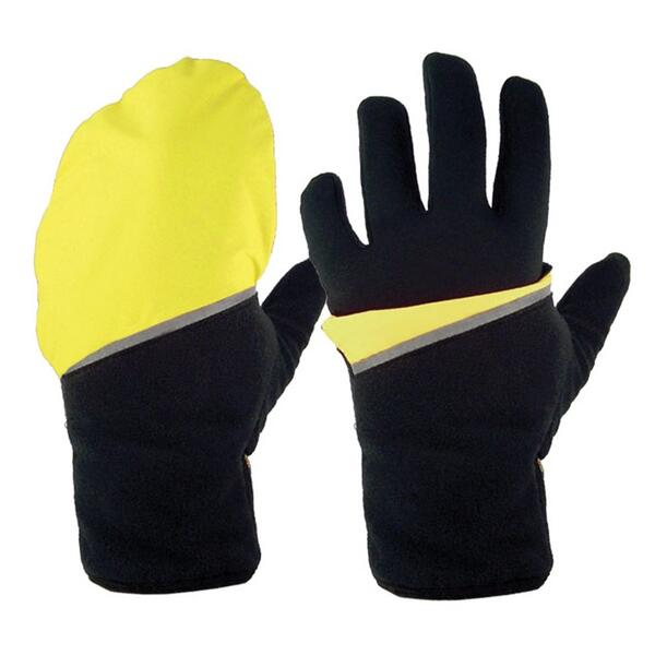 Manzella Men's Hatchback Convertible Mitts/Gloves