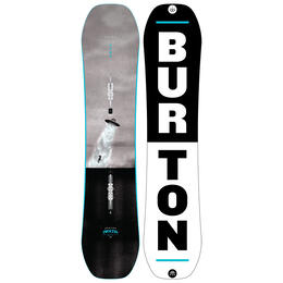 Burton Boy's Process Smalls All-Mountain Snowboard '20