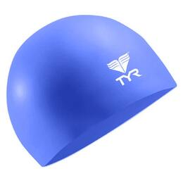 Tyr Wrinkle Free Junior Silicone Swim Cap
