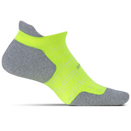 Feetures High Performance Ultra Light No Show Tab Running Socks