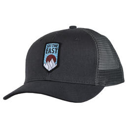 Ski The East Men's Upslope Canvas Trucker Hat