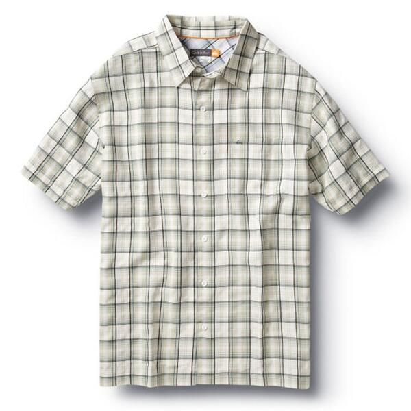 Quiksilver Men's Westport Break Shortsleeve Shirt