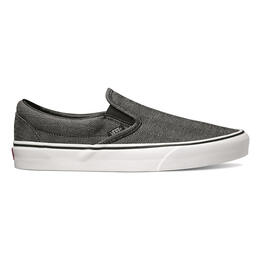 Vans Men's Classic Slip-On Oversized Herringbone Shoes