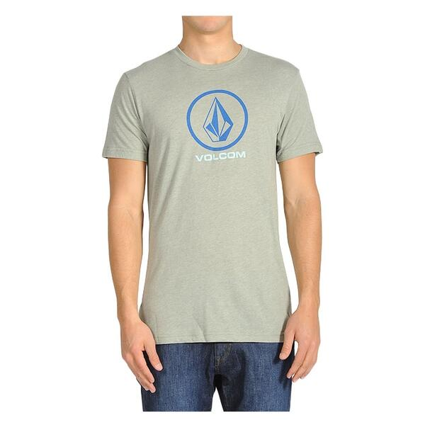 Volcom Men's Circle Staple Tee