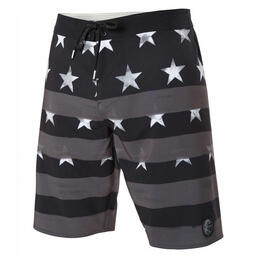 O'Neill Men's Hyperfreak Star Spangled Boardshorts