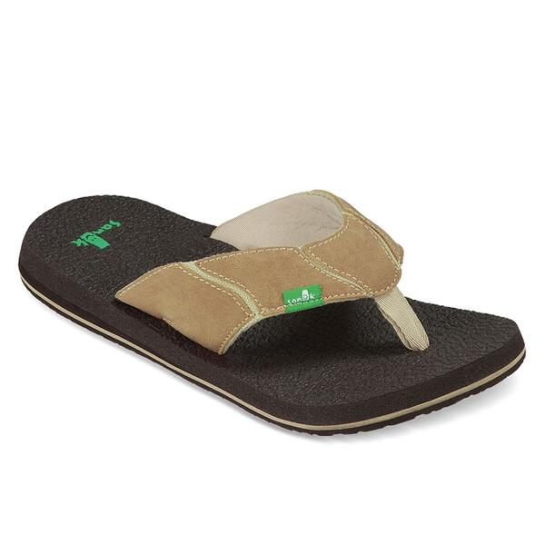Sanuk Men's Faultline Sandals