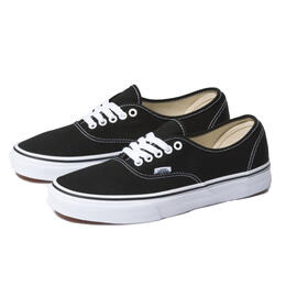 Vans Men's Authentic Casual Shoes Black