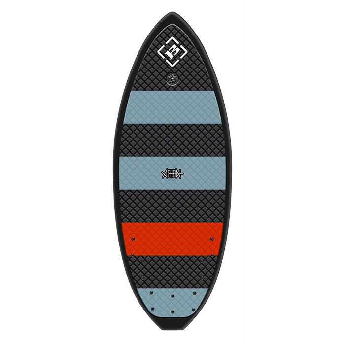 Hyperlite Byerly Action Wakesurf Board '18