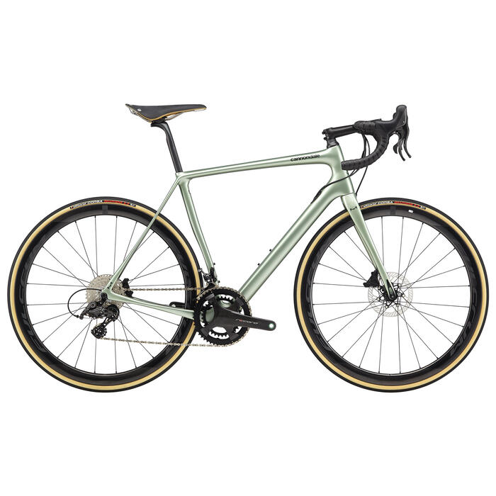 Cannondale Men's Synapse Hi-MOD Disc Record