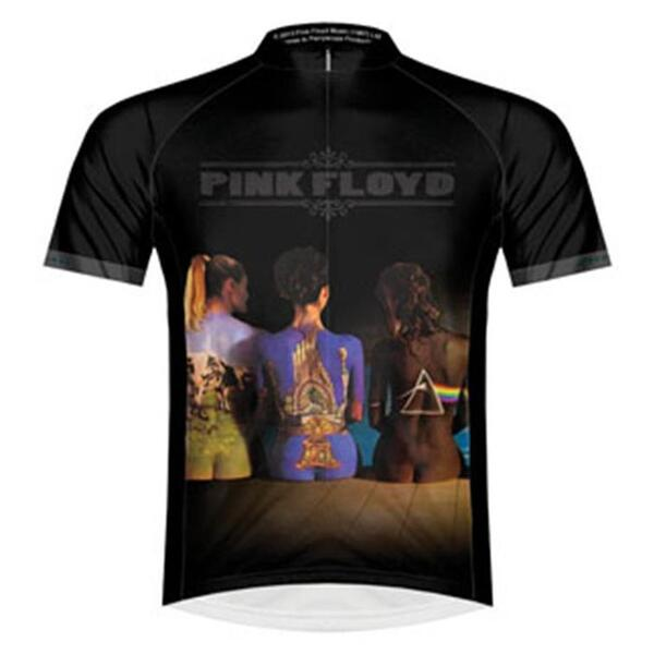 Primal Wear Men's Pink Floyd Body Art Cycling Jersey