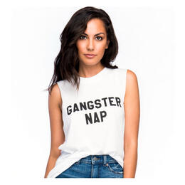 Sub_Urban Riot Women's Gangster Nap Muscle Tank Top