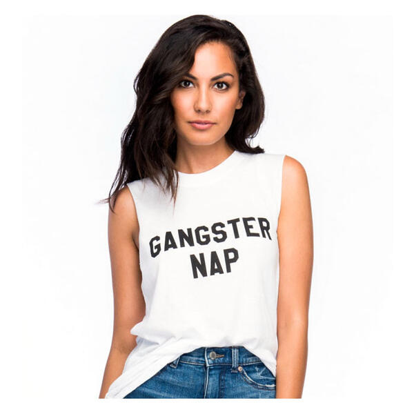 Sub_Urban Riot Women's Gangster Nap Muscle